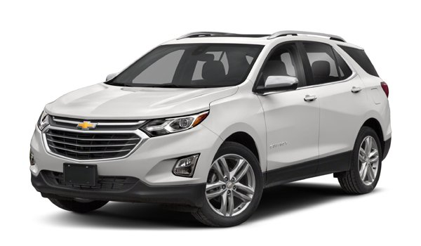 Chevrolet Equinox Premier 2021 Price in Japan
