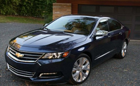 Chevrolet Impala LTZ 3.6 Price in South Africa