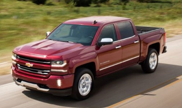 Chevrolet Silverado 1500 Price in Norway
