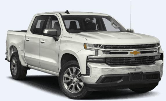 Chevrolet Silverado 1500 LTZ Crew Cab Long Bed 2WD 2019 Price in Dubai UAE