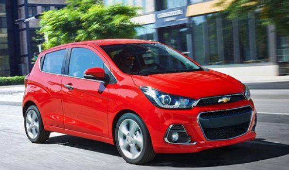 Chevrolet Spark 1.4 LS  Price in Europe