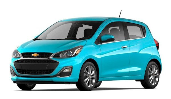 Chevrolet Spark 1LT CVT 2022 Price in India
