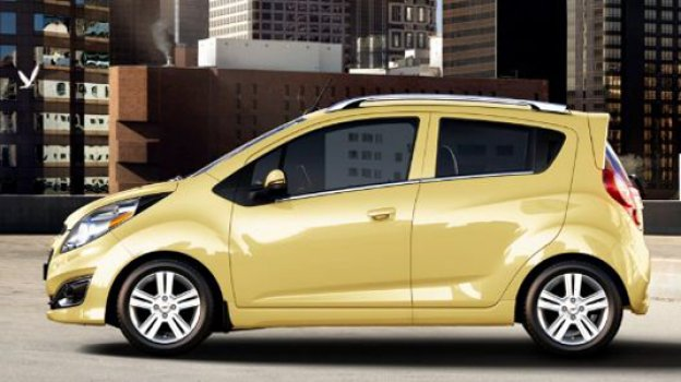 Chevrolet Spark LS 1.0 Price in Hong Kong