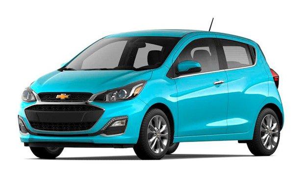 Chevrolet Spark LS 2022 Price in Macedonia