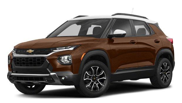 Chevrolet TrailBlazer ACTIV 2021 Price in Russia
