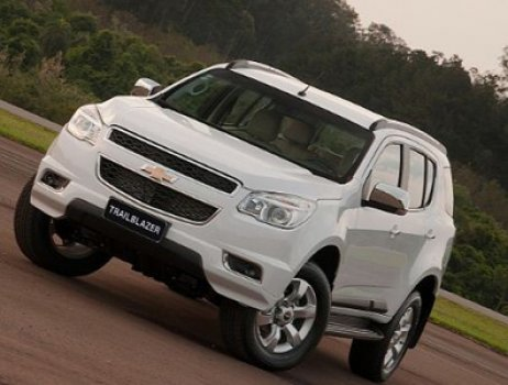Chevrolet Trailblazer LT Price in United Kingdom