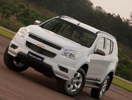 Chevrolet Trailblazer LT Price in Russia