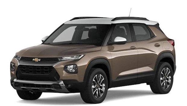 Chevrolet Trailblazer L 2022 Price in Japan