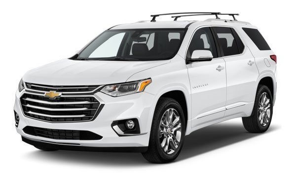 Chevrolet Traverse LT Leather 2021 Price in South Africa