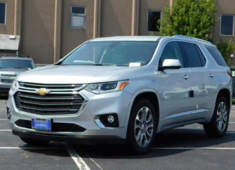 Chevrolet Traverse Premier 2019 Price in New Zealand