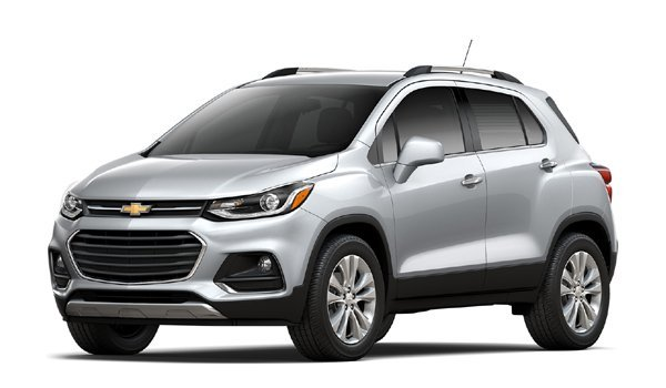 Chevrolet Trax LS FWD 2021 Price in Hong Kong