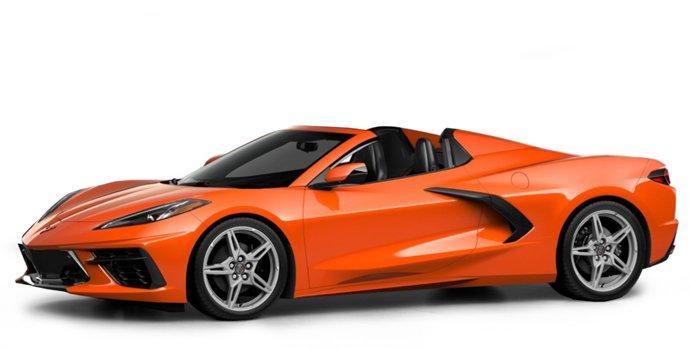 Chevrolet Corvette Stingray 1LT Convertible 2022 Price in Bahrain