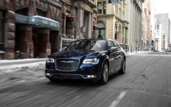 Chrysler 300 Touring 2018 Price in Europe