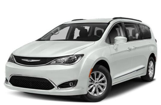 Chrysler Pacifica Touring L 2020 Price in China