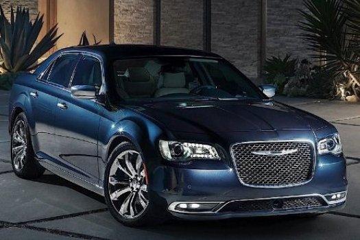 Chrysler 300C 5.7L Executive Price in Europe