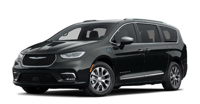 Chrysler Pacifica Hybrid Limited 2022 Price in Australia