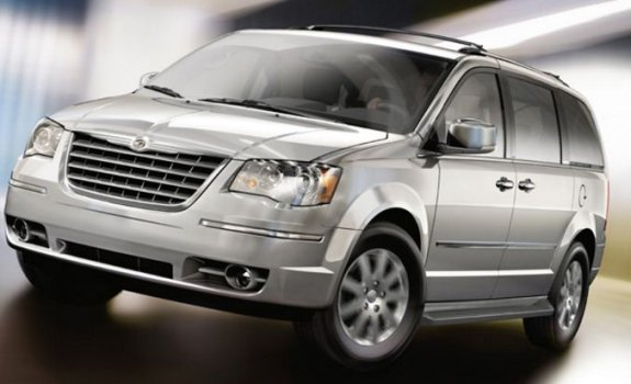 Chrysler Voyager/Caravan Limited Price in Malaysia