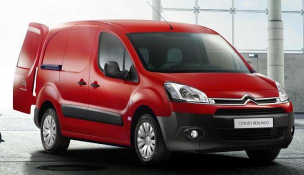 Citroen Berlingo Panel Van Price in Dubai UAE