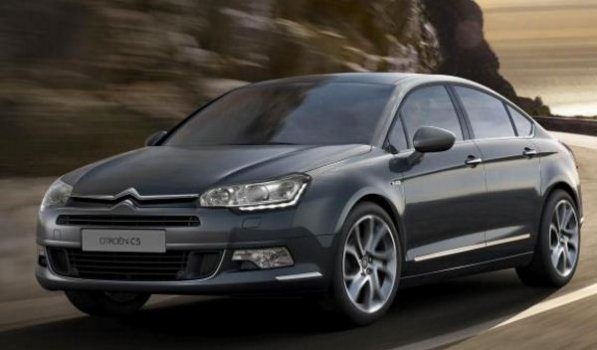 Citroen C5 Confort Price in Saudi Arabia