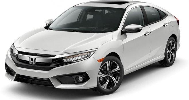 Honda Civic 1.5 RS Turbo 2017 Price in Canada