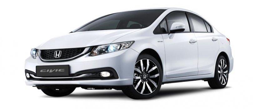 Honda Civic 1.8 EXI 2015  Price in Saudi Arabia