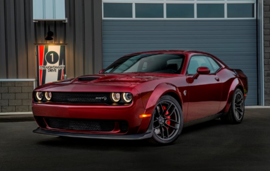 Dodge Challenger SRT Hellcat 2018 Price in Saudi Arabia