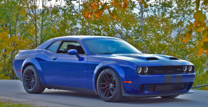 Dodge Challenger SRT Hellcat Redeye 2019 Price in Indonesia