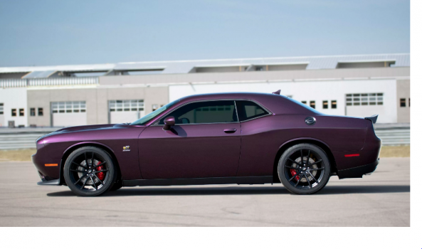 Dodge Challenger Scat Pack 1320 2019 Price in Egypt