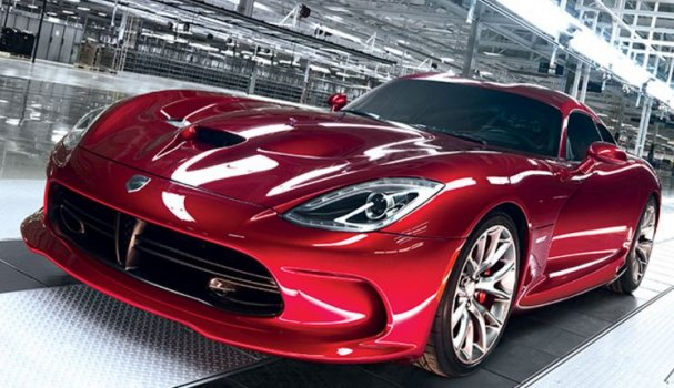 Dodge Viper‬ GTS Price in Canada