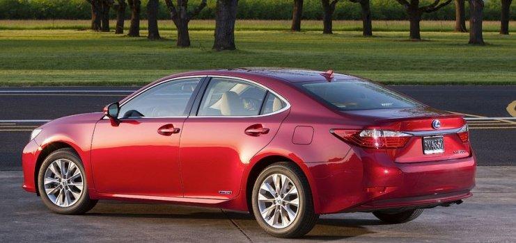 Lexus ES-Series 350 Titanium Price in Qatar