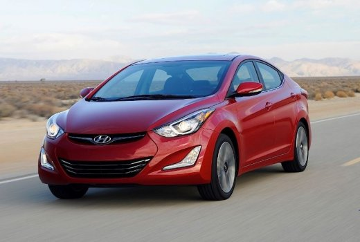 Hyundai Elantra 1.8L Top  Price in Hong Kong