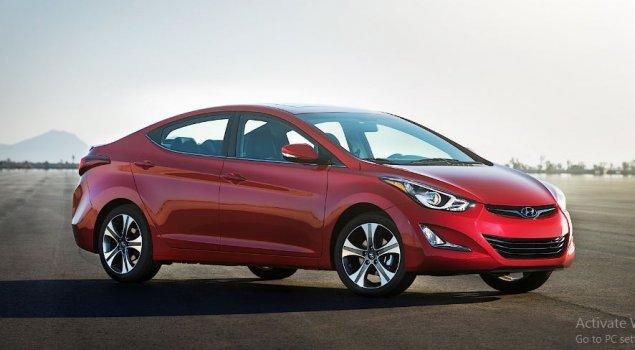 Hyundai Elantra 1.8 Base Price in Pakistan