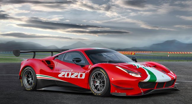 Ferrari 488 GT3 Evo 2020 Price in Spain