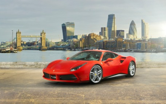Ferrari 488 GTB 2018 Price in Hong Kong