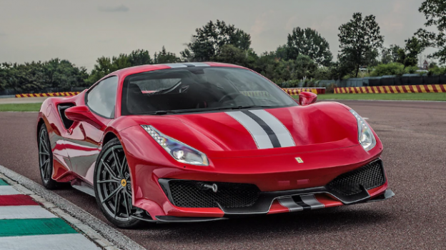 Ferrari 488 Pista 2019 Price in India