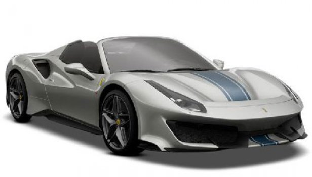Ferrari 488 Pista Spider 2020 Price in Vietnam