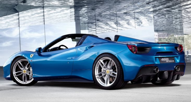 Ferrari 488 Spider 2018 Price In Europe Features And Specs Ccarprice Eur