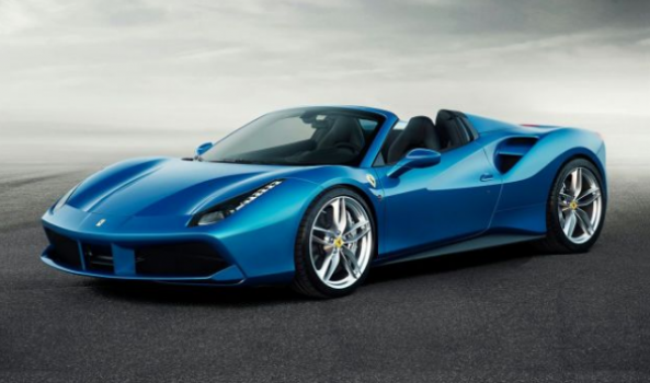 Ferrari 488 Spider 2019 Price in Japan