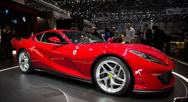 Ferrari 812 GTS 2020 Price in Dubai UAE