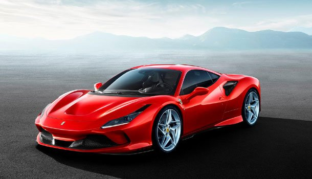 Ferrari F8 Tributo 2020 Price in Romania