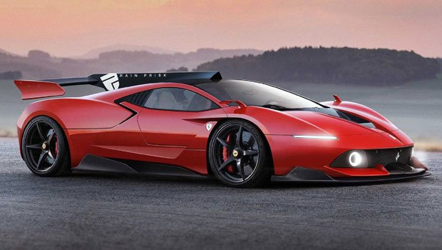 Ferrari LaFerrari 2021 Price in Pakistan