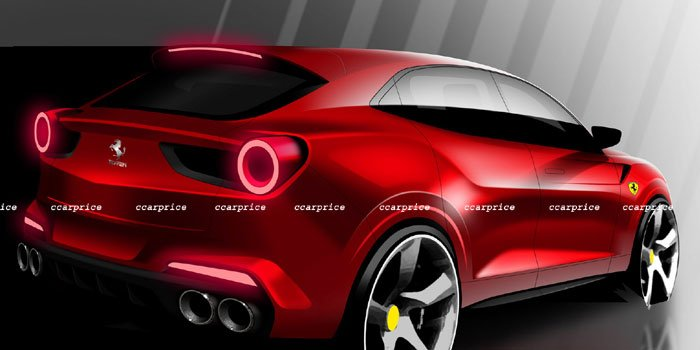 Ferrari Purosangue SUV 2022 Price in Romania