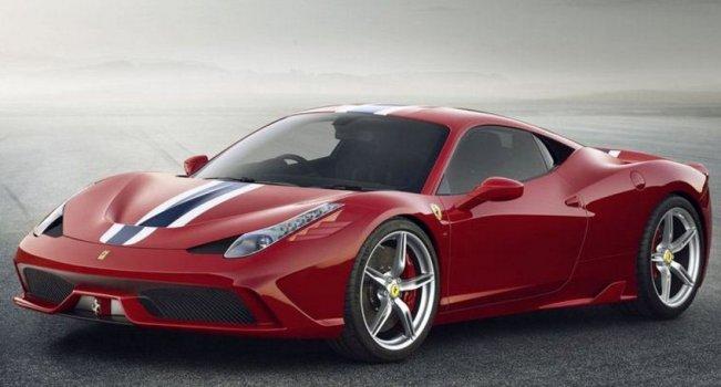 Ferrari 458 Speciale Price in Pakistan