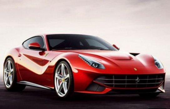 Ferrari F12 Berlinetta Price in Oman