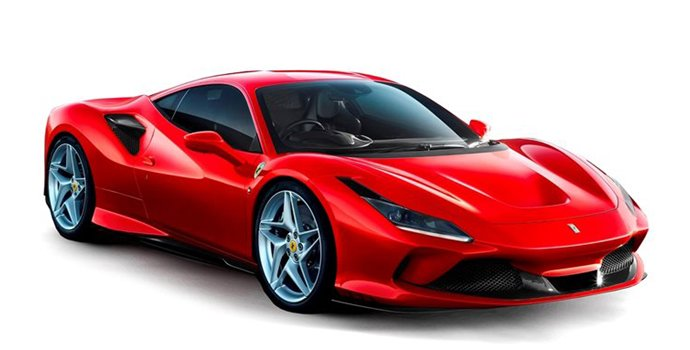 Ferrari F8 Tributo 2021 Price in China