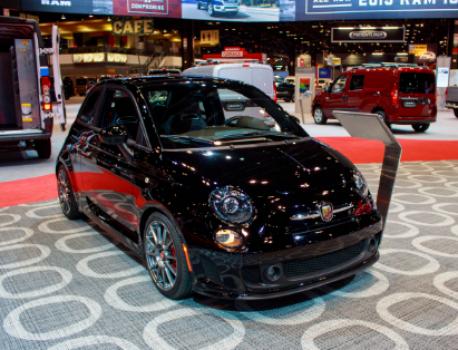 Fiat 500 Abarth (auto) 2018 Price in Oman