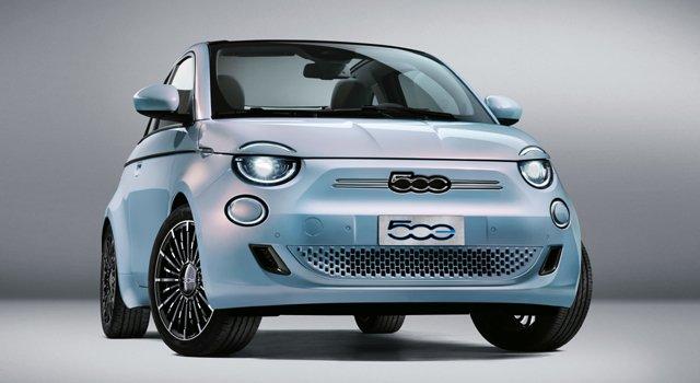 Fiat 500 la Prima 2021 Price in Thailand