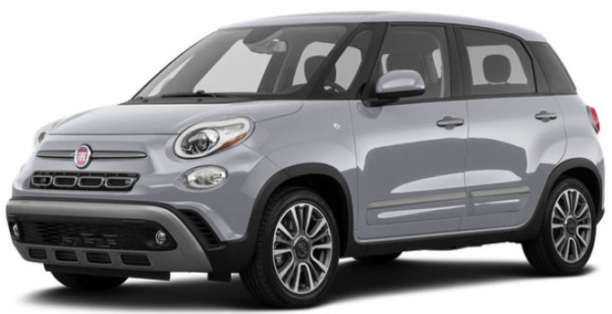 Fiat 500L Urbana Hatch 2020 Price in Vietnam