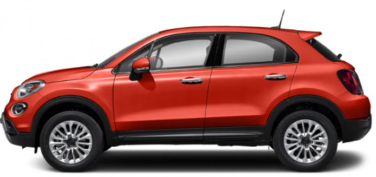 Fiat 500X Trekking AWD 2019 Price in Kuwait