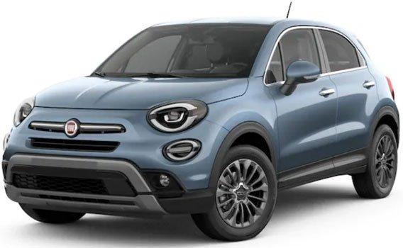 Fiat 500X Trekking Plus AWD 2019 Price in Vietnam